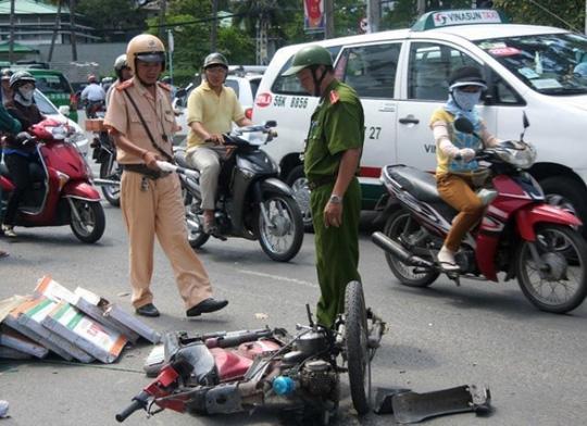 6 ngày tết, 160 người chết vì tai nạn giao thông - 1