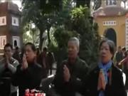 Video An ninh - Cảnh sát HN hóa trang chống trộm cắp ở đền, chùa, lễ hội