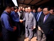 Tin tức Việt Nam - Tân Bí thư Hà Nội kiểm tra nhà ga, bến xe phục vụ dân trở lại sau Tết
