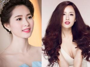 Hình ảnh đẹp tựa nữ thần của 5 hoa hậu Việt 'hot' nhất