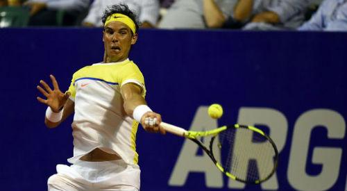 Nadal - Lorenzi: Hai set đối lập (Tứ kết Buenos Aires) - 1
