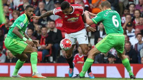 Sunderland vs MU - 1
