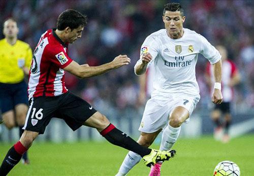 """Real Madrid – Bilbao: Đi vào """"tử địa"""" - 1"""