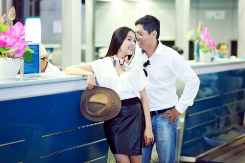 Những cặp đôi 'ngôn tình' của làng hài Việt - 2