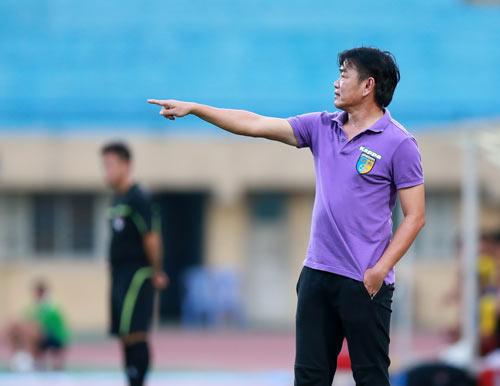 Hà Nội T&T bất ngờ chia tay HLV Phan Thanh Hùng - 1