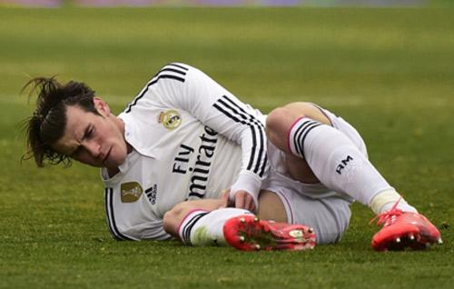 """Gareth Bale: """"Cục nợ"""" trên giường bệnh của Real - 1"""