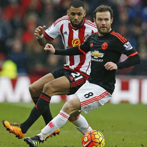 Video MU vs Sunderland - 1