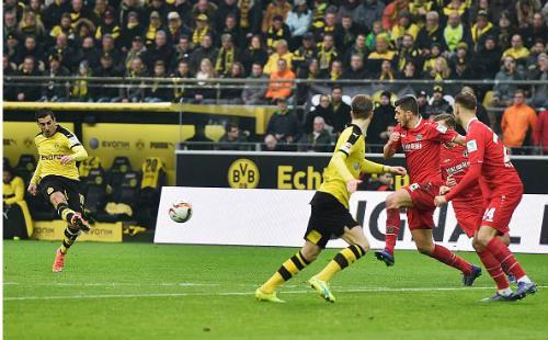 Dortmund - Hannover 96: Không dễ như dự tính - 1