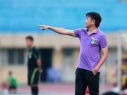 Hà Nội T&T bất ngờ chia tay HLV Phan Thanh Hùng