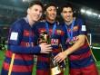 "Luis Suarez: ""Ban đầu tôi sợ Messi & Neymar"""