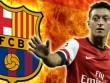 SỐC: Được Barca mời gọi, Ozil đòi chia tay Arsenal