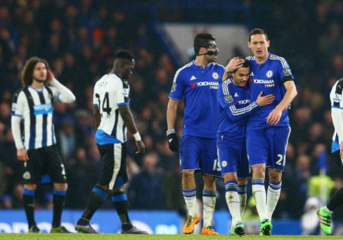 video chelsea vs newcastle - 1