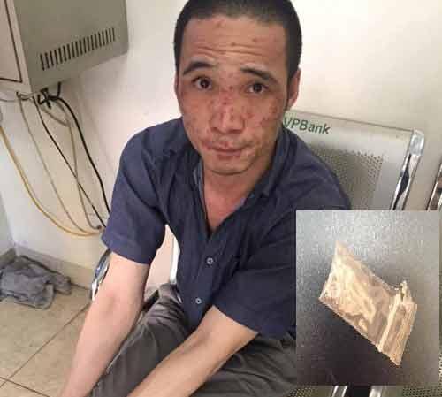 """Cảnh sát 141 bắt đối tượng mang ma túy """"du xuân"""" đầu năm - 2"""