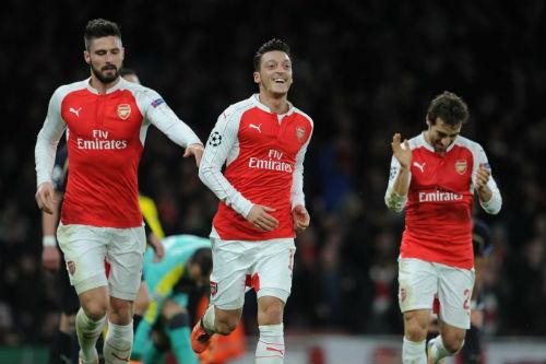 Arsenal – Leicester: Valentine không tình yêu - 1