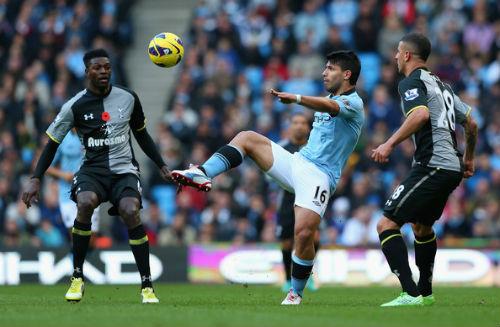 Man City - Tottenham: Đại chiến vì top 2 - 1