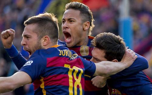 """Trong 13 ngày nữa, Barca sẽ """"cắt đuôi"""" thành Madrid - 1"""