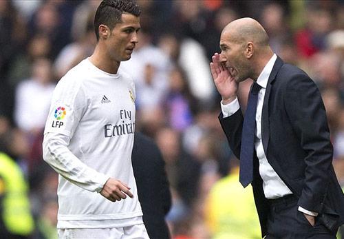 Real: Triết lý Zidane soi sáng Ronaldo - 1