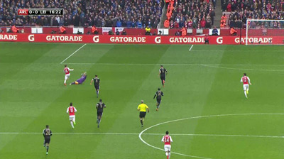 Chi tiết Arsenal - Leicester: Vỡ tim Emirates (KT) - 6