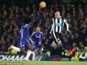Bóng đá - Chelsea - Newcastle: Tốc độ và đẹp mắt