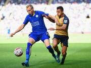 Bóng đá - Arsenal – Leicester: Valentine không tình yêu
