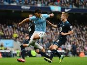 Bóng đá - Man City - Tottenham: Đại chiến vì top 2