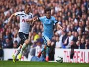 Bóng đá - Chi tiết Man City - Tottenham: Chủ nhà lâm nguy (KT)