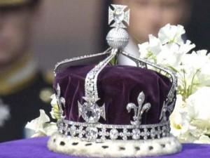 Thế giới - Kim cương mang lời nguyền trên vương miện Nữ hoàng Anh