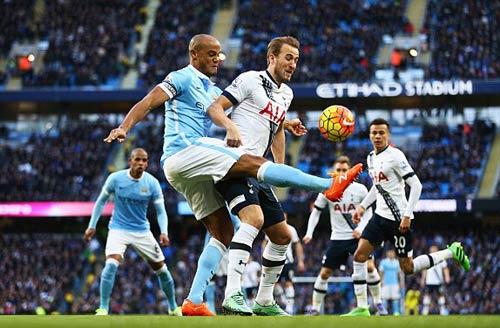 """Man City - Tottenham: Quyết định bởi """"kép phụ"""" - 1"""
