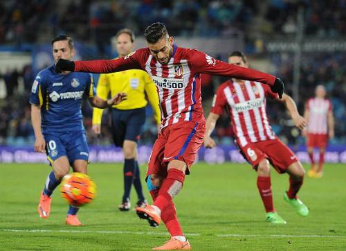 Getafe - Atletico Madrid: Nhẹ nhàng đạt mục tiêu - 1