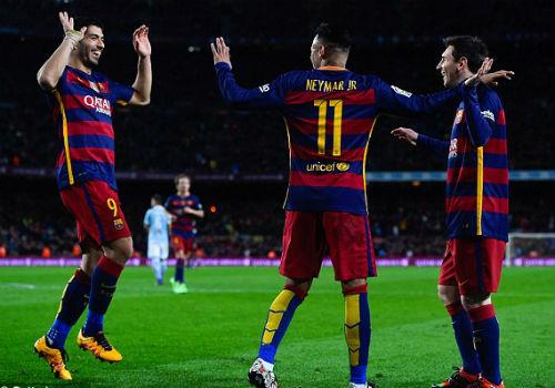 Barcelona - Celta Vigo: Mãnh lực khó cưỡng - 1