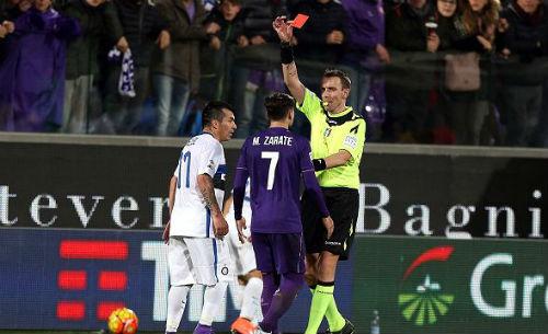 Fiorentina - Inter Milan: Bạo lực lên ngôi - 1