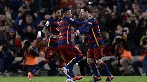 """Barca nối dài kỉ lục, Enrique cho là chuyện """"thường"""" - 1"""