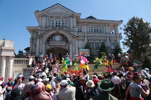 Đà Nẵng: Các Khu vui chơi tăng khách đột biến dịp Tết Nguyên đán - 3