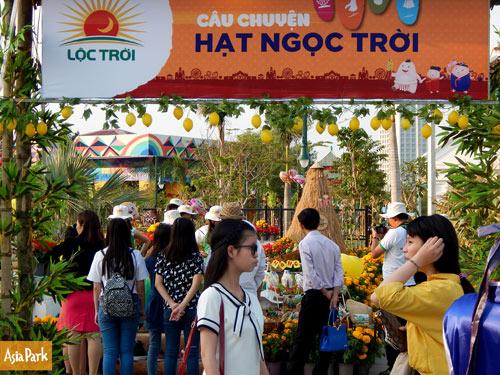 Đà Nẵng: Các Khu vui chơi tăng khách đột biến dịp Tết Nguyên đán - 6