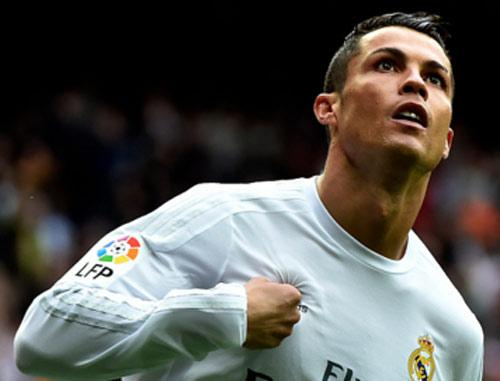 Vua phá lưới Liga: Ronaldo khó lòng bắt kịp Suarez - 1