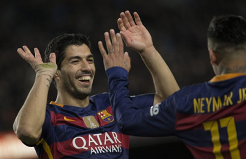 Vua phá lưới Liga: Ronaldo khó lòng bắt kịp Suarez - 2