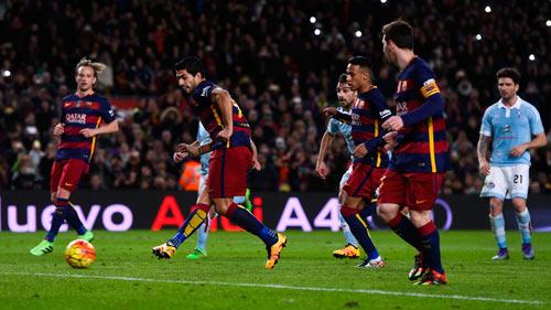 """Tiêu điểm V24 Liga: Messi """"chơi xỏ"""" Ronaldo - 2"""
