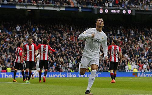 """Tiêu điểm V24 Liga: Messi """"chơi xỏ"""" Ronaldo - 1"""