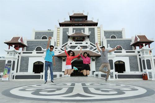 Tết Nguyên Đán tại Asia Park rực rỡ với Lễ hội Hạt Ngọc Trời - 6