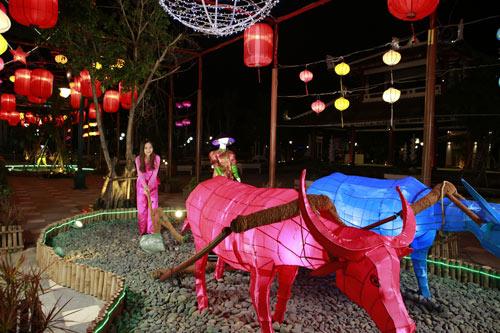 Tết Nguyên Đán tại Asia Park rực rỡ với Lễ hội Hạt Ngọc Trời - 3