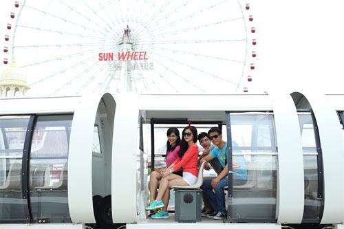 Tết Nguyên Đán tại Asia Park rực rỡ với Lễ hội Hạt Ngọc Trời - 7