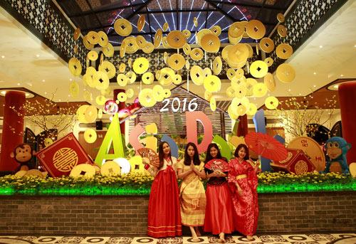 Tết Nguyên Đán tại Asia Park rực rỡ với Lễ hội Hạt Ngọc Trời - 1