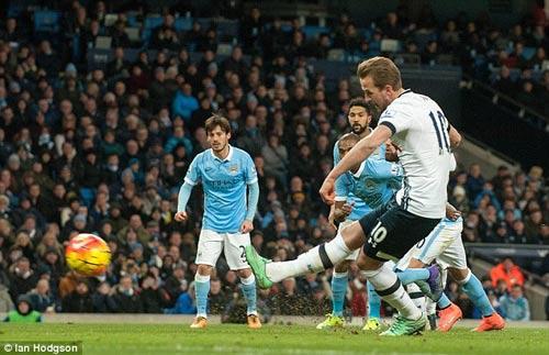 Man City không thắng ở trận đấu lớn: Đâu rồi bản lĩnh - 1