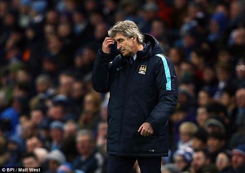 Man City không thắng ở trận đấu lớn: Đâu rồi bản lĩnh - 2