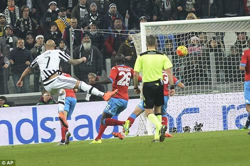 Tiêu điểm V25 Serie A: Của Juventus trả lại Juventus - 1
