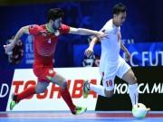 Bóng đá - Tỉnh táo trước futsal Thái Lan