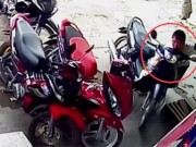 Tin pháp luật - Xin đểu, trộm xe máy nở rộ ở Sài Gòn vào ngày Tết