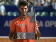 Thể thao - Tin thể thao HOT 15/2: Tay vợt hạ Nadal vô địch Argentina Open