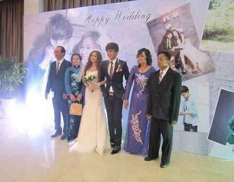 Hồ Quang Hiếu thừa nhận 'ảnh cưới là thật' - 2