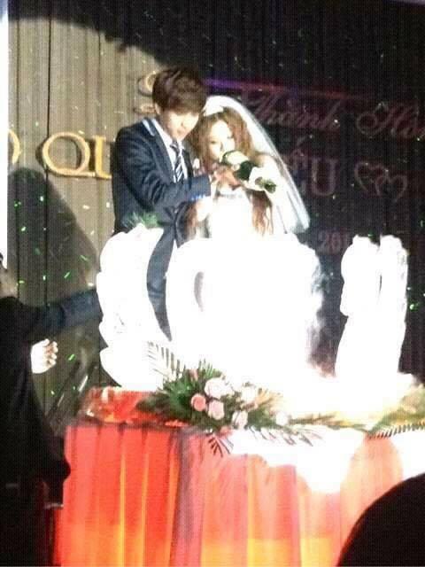 Hồ Quang Hiếu thừa nhận 'ảnh cưới là thật' - 1